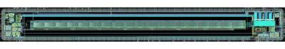 Linear graphene-based VIS-SWIR detector (Emberion)