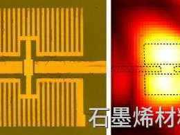 石墨烯可实现超高灵敏度红外探测器