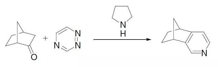 Boger吡啶合成反应