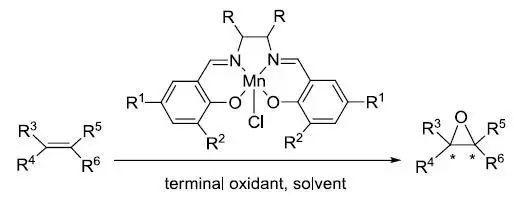 Jacobsen–Katsuki环氧化反应